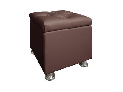 Банкетка Сибирь-1 Alfa Dark коричневый