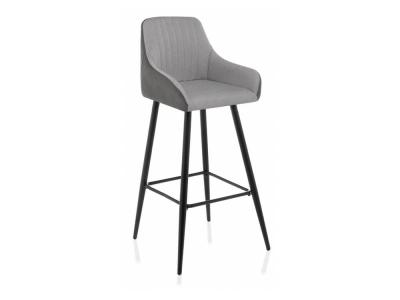 Барный стул Haris серый