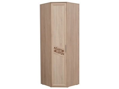 Шкаф 1-но дверный угловой Ольга 14