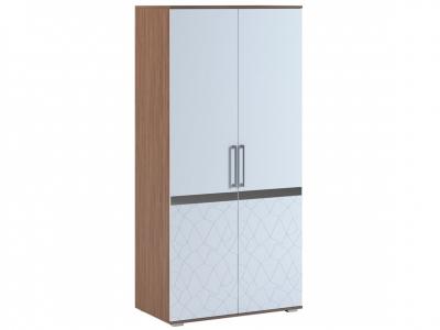 Шкаф 2 двери Кристалл Нью К 1.1.3