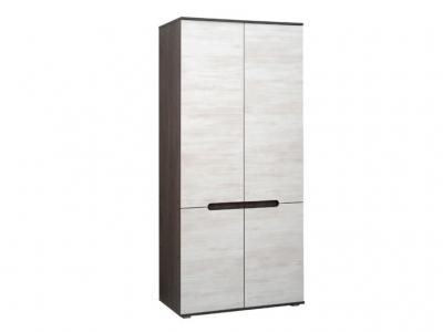 Шкаф 2-х дверный для белья Александра 26