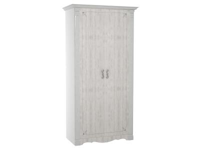 Шкаф 2-х дверный для одежды и белья Ольга 1н
