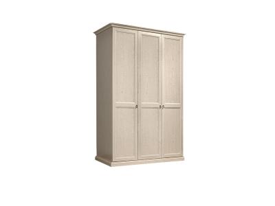Шкаф 3-х дверный без зеркал для платья и белья ВНШ2/3 Венеция
