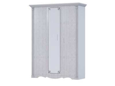 Шкаф 3-х дверный для одежды и белья Ольга 1н