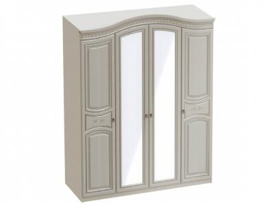 Шкаф 4-дверный Николь 1760х560х2330