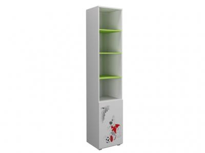 Шкаф 400 1Д Симба лайм