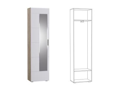 Шкаф для одежды 08.122 Лайн