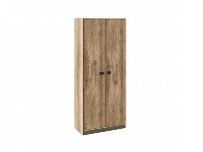 Шкаф для одежды Пилигрим ТД-276.07.22 Дуб Каньон светлый, Серый
