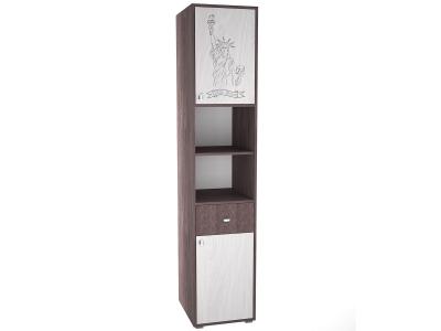Шкаф комбинированный Омега 18