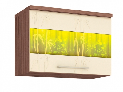 Шкаф над вытяжкой плавное закрывание 17.83.1 Тропикана 600х320х430