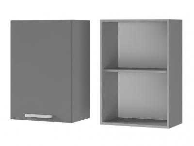 Шкаф настенный 1-дверный 500х720х310 5В1 БТС МДФ