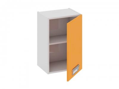 Шкаф навесной правый В_60-40_1ДР(Б) Бьюти Оранж
