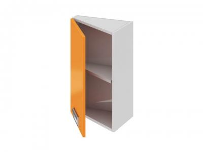 Шкаф навесной торцевой левый ВТ_60-40(45)_1ДР(А) Бьюти Оранж