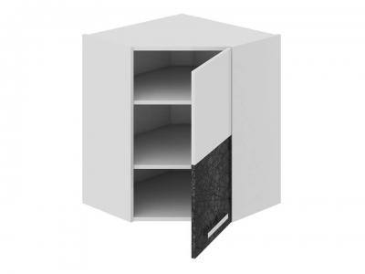 Шкаф навесной угловой 45 правый ВУ45_72-(40)_1ДР(Б) Фэнтези Лайнс