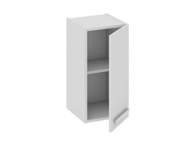 Шкаф навесной В_60-30_1ДР Фэнтези Белый универс