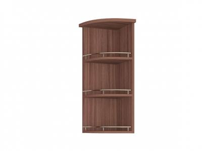 Шкаф торцевой универсальный 17.18 Тропикана 320х320х830