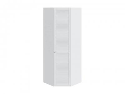 Шкаф угловой с 1 дверью правый Ривьера СМ 241.23.003 R Белый