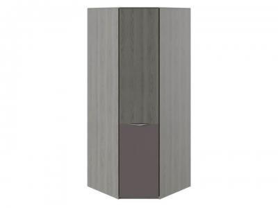 Шкаф угловой с 1 дверью с ЛКП Либерти СМ-297.07.033 Хадсон, Серый