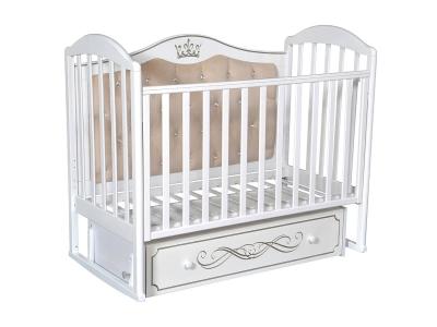 Детская кровать Emily-4 белый
