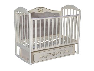 Детская кровать Emily-4 слоновая кость