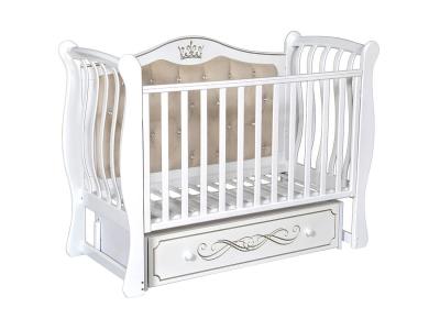 Детская кровать Olivia-2 белый