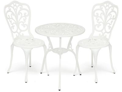 Комплект Secret De Maison Romance (стол +2 стула) Butter White