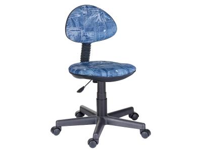 Компьютерное кресло Логика T-18А Джинс