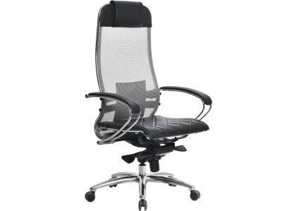 Компьютерное кресло Samurai S-1.04 серый с ковриком СSm-10