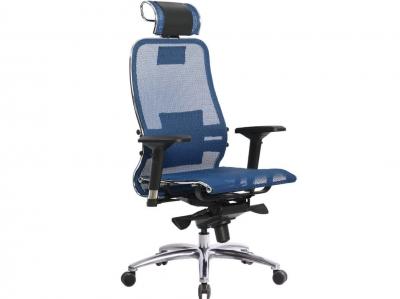 Компьютерное кресло Samurai S-3.04 синий