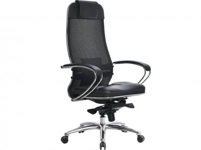 Компьютерное кресло Samurai SL-1.04 черный плюс