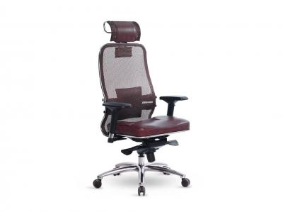 Компьютерное кресло Samurai SL-3.04 темно-бордовый