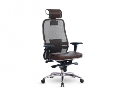 Компьютерное кресло Samurai SL-3.04 темно-коричневый