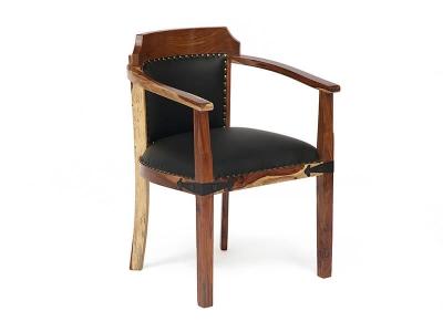 Кресло Бомбей CW-6374 NEW палисандр, натуральный