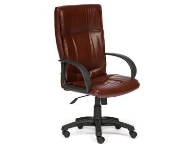 Кресло Davos кож.зам Коричневый (2 Tone)