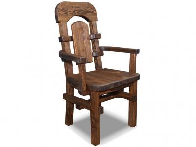 Кресло для кафе № 1 с подлокотниками Ирбея