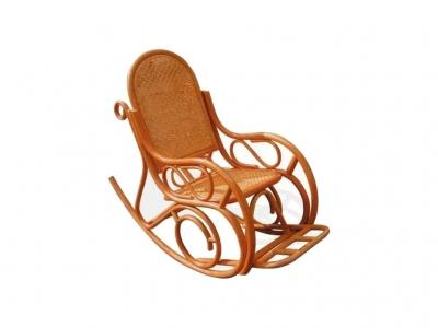 Кресло-качалка 05/17 коньяк