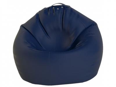 Кресло-мешок Малыш нейлон темно синий