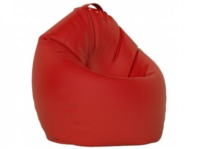 Кресло-мешок XL нейлон красный