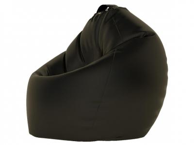 Кресло-мешок XXL нейлон черный