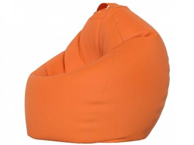 Кресло-мешок XXL нейлон оранжевый люмин