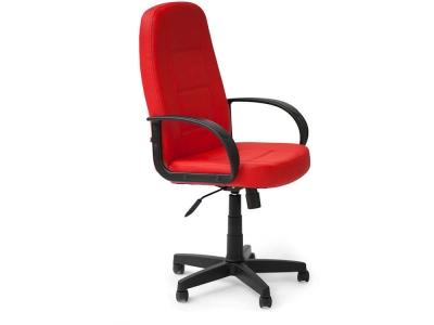 Кресло СH747 кож.зам Красный (36-161)