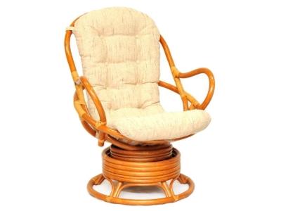 Кресло вращающееся 05/01 коньяк