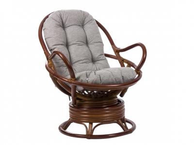 Кресло вращающееся 05/01 молочный шоколад