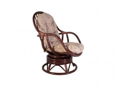 Кресло вращающееся 05/01В молочный шоколад