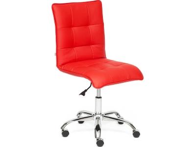 Кресло Zero кож.зам Красный (36-161)
