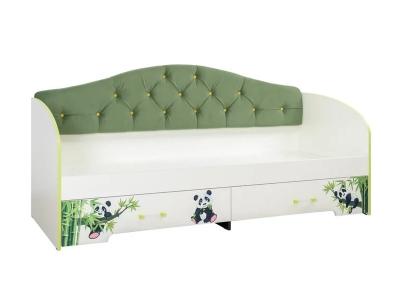 Кровать 11.35.01 Грин
