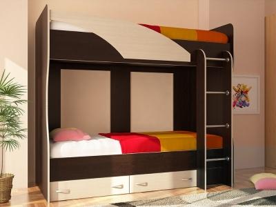 Кровать 2-х ярусная Мийа