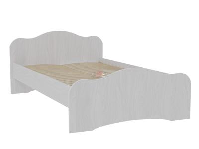 Кровать-5 двойная Фант ясень анкор светлый
