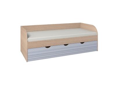 Кровать 5 Калейдоскоп Серая радуга 2052х880х729