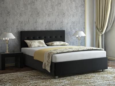 Кровать Ameli черная